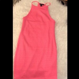 Forever 21 Neon Pink Dress